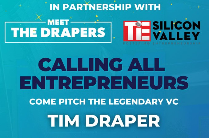 Indica News: Startups pitch to legendary VC Tim Draper at TiE50