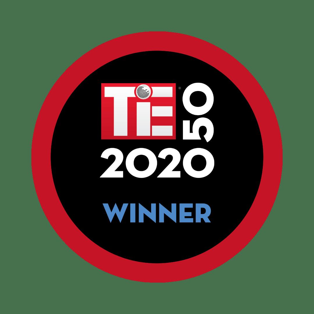 Clocr named TiE50 Award Winner at TiEcon 2020