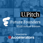 Clocr – Proud 3rd place winner of U. Pitch 2020