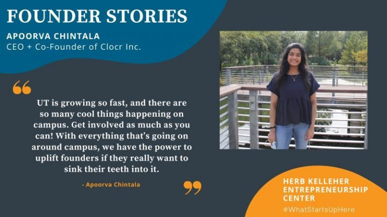HKEC Founder Stories, Apoorva Chintala