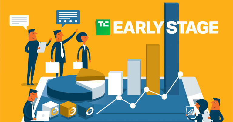 TechCrunch Early Stage Pitch-Off