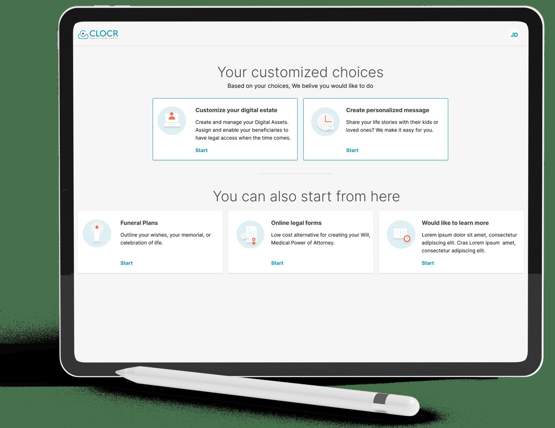 tab-Customize