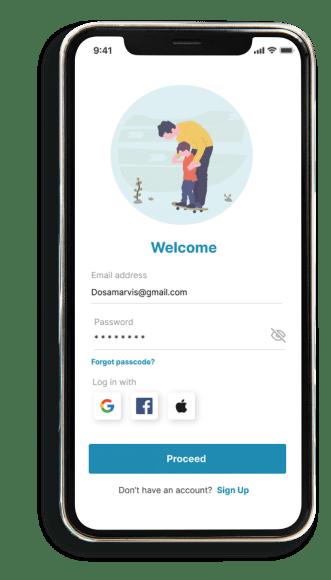 mobile login 1