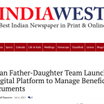 IndiaWest features Apoorva Chintala, Co-Founder, Clocr