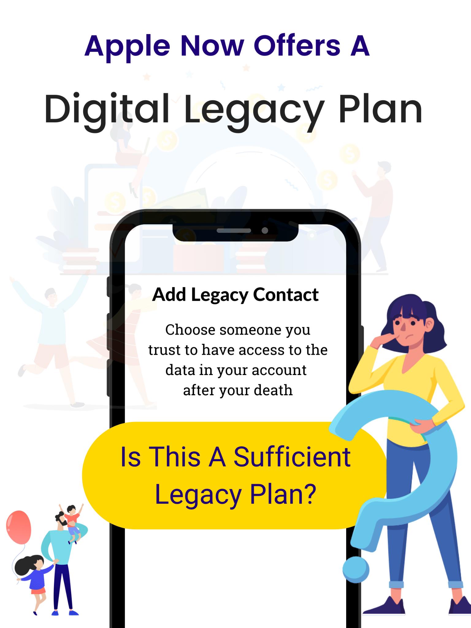 Apple's Digital Legacy Plan
