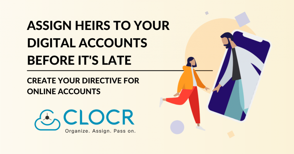 Clocr legacy contact